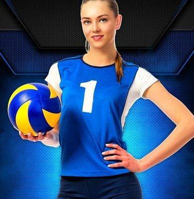 Volley Ball Jerseys